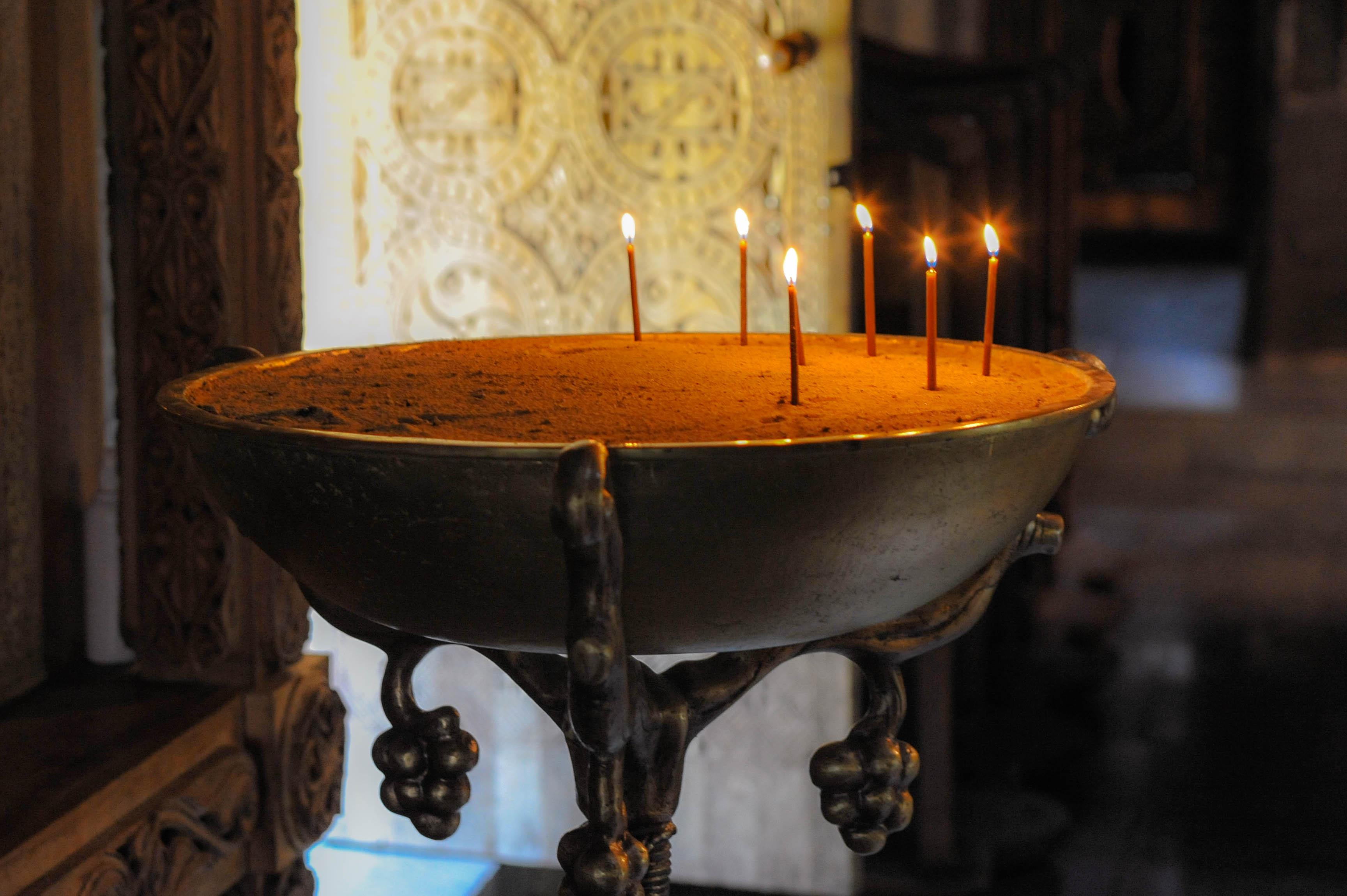 Kloster Bodbe der Heiligen Nino