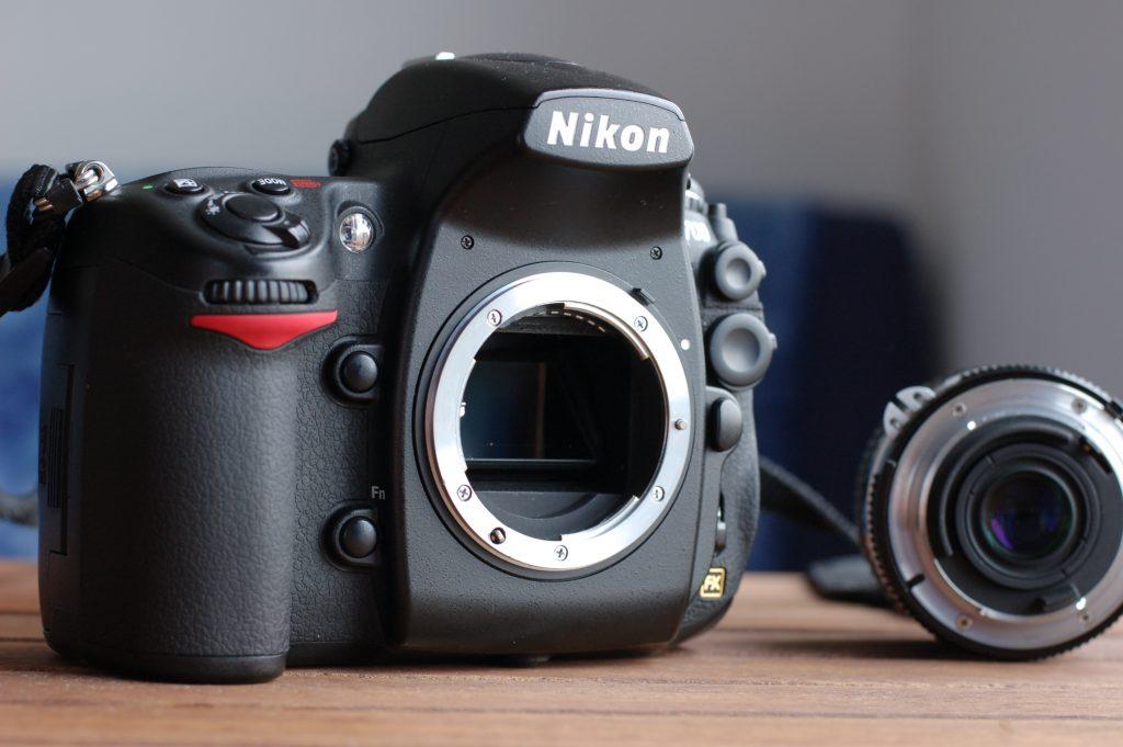 Nikon D700 Vollformatkamera