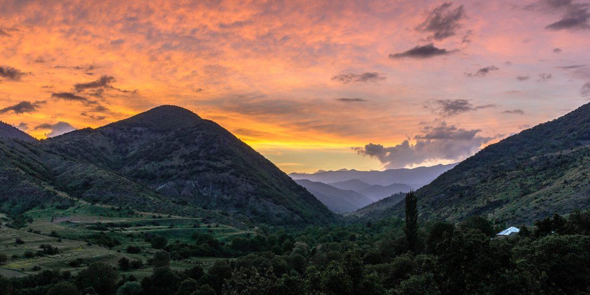 Südgeorgien - Kleiner Kaukasus