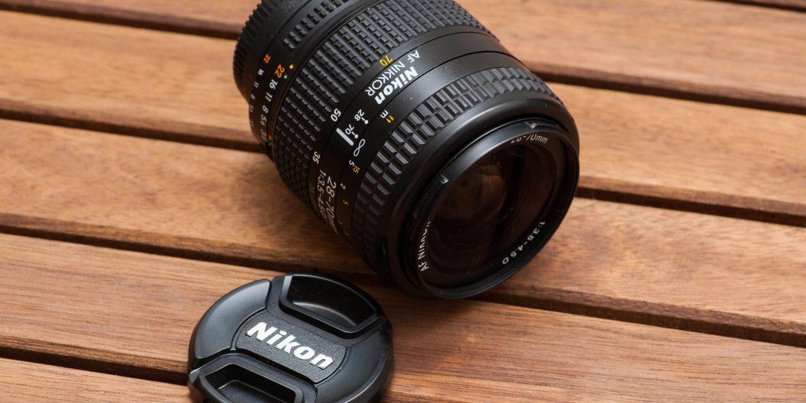 Nikon AF Nikkor 28-70mm f/3.5-4.5 D