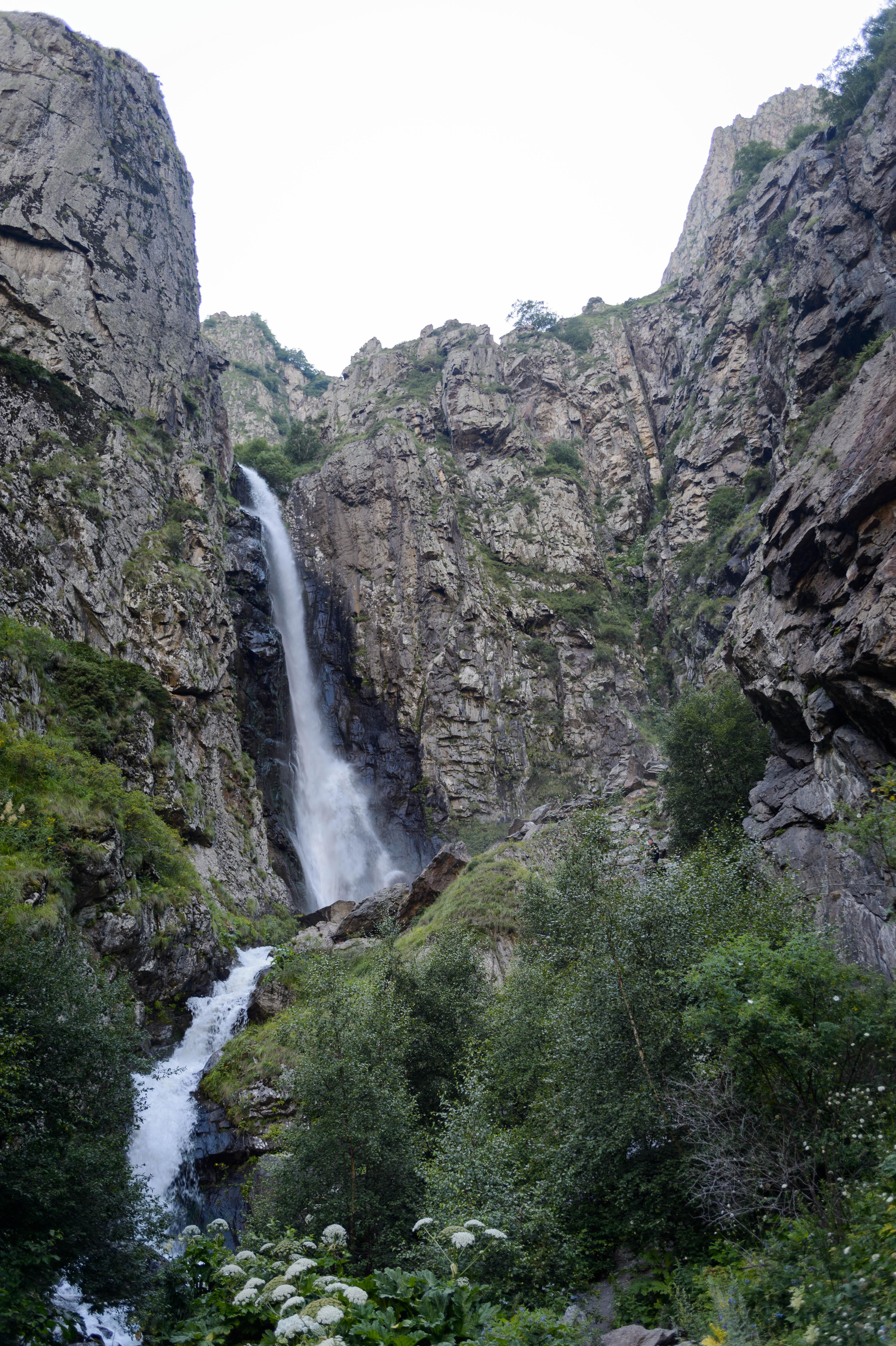 Gveleti Wasserfall