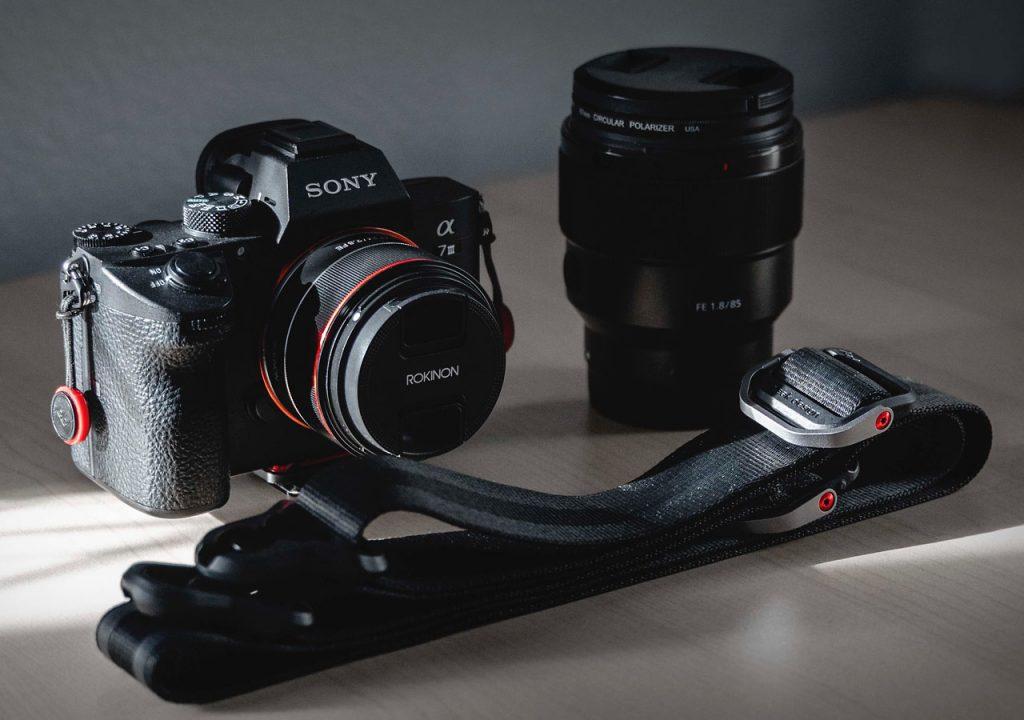 Spiegellose Systemkamera von Sony