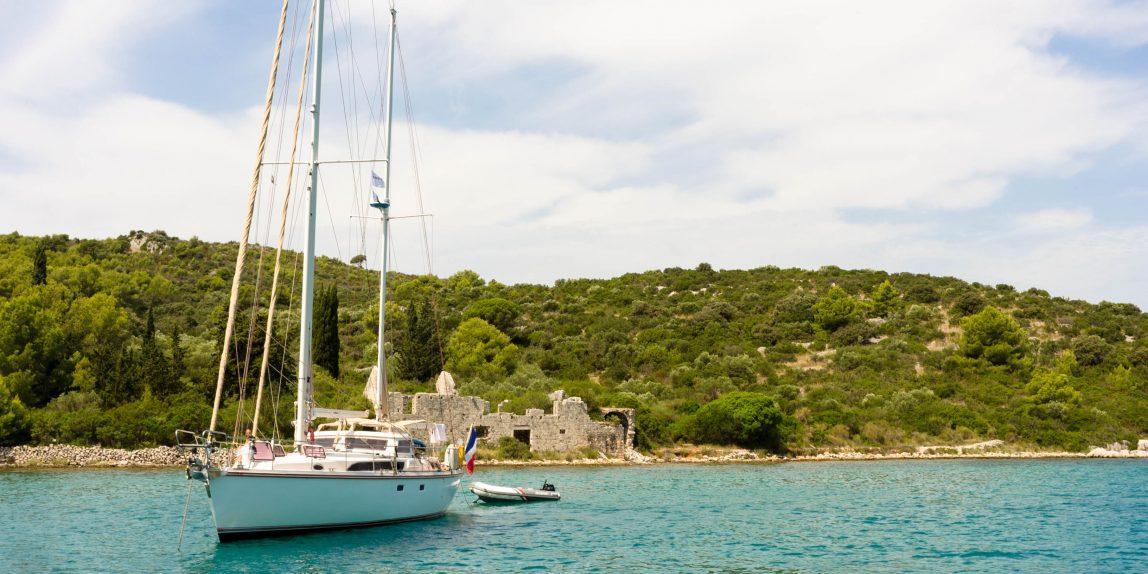 Dalmatien - Strand und Meer