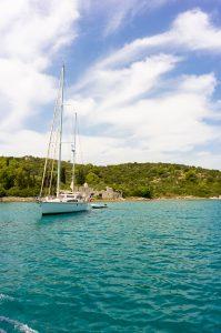 Küste von Dalmatien